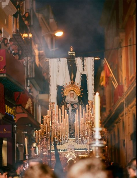 'Seville' Holy Week Celebrations by Ana Cuba c/o MAKING PICTURES