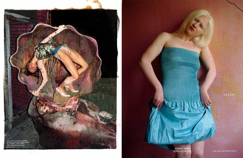 BIGOUDI Kate Mur für Re-Edition Part I