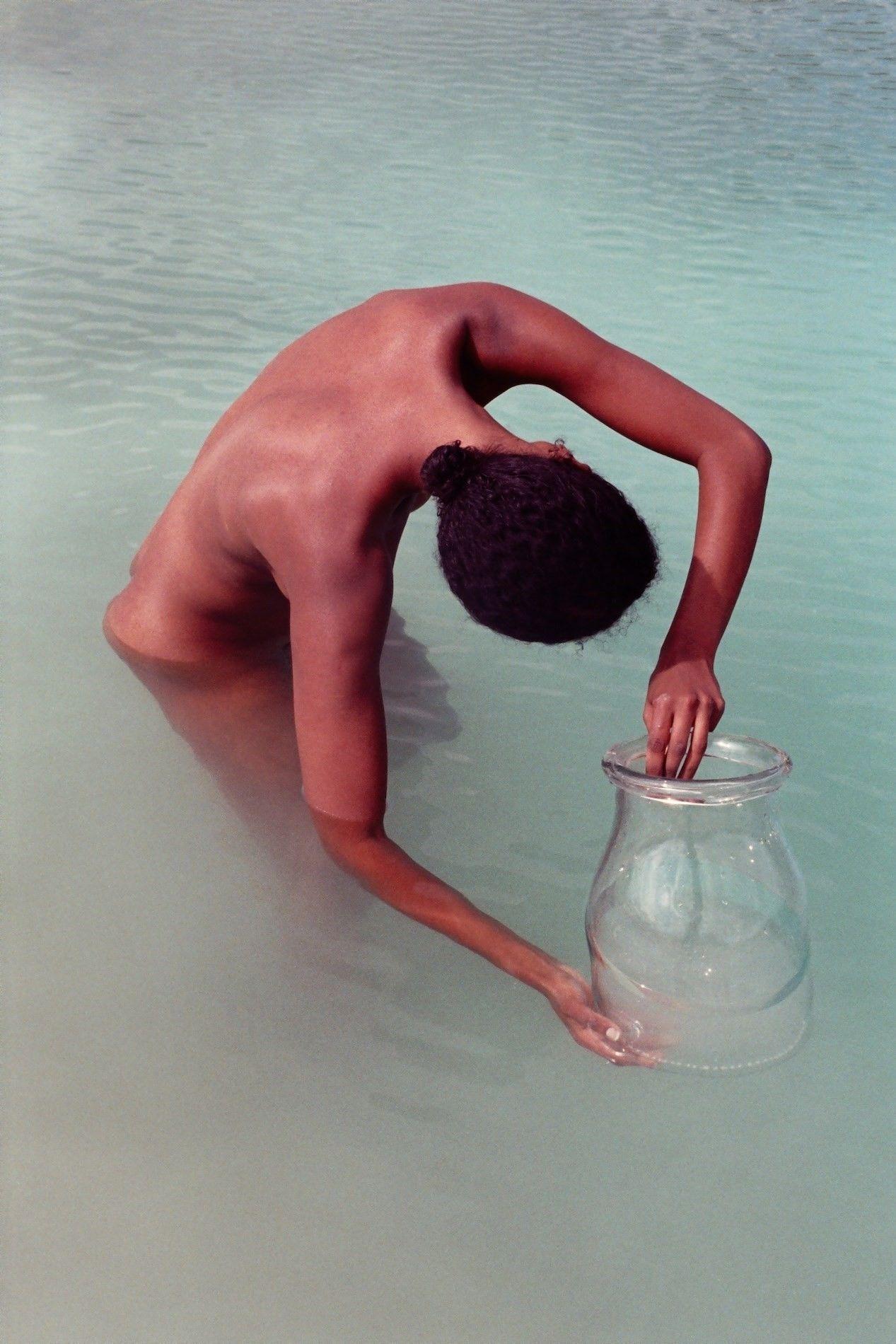 Denisse Ariana Pérez: 'Agua'