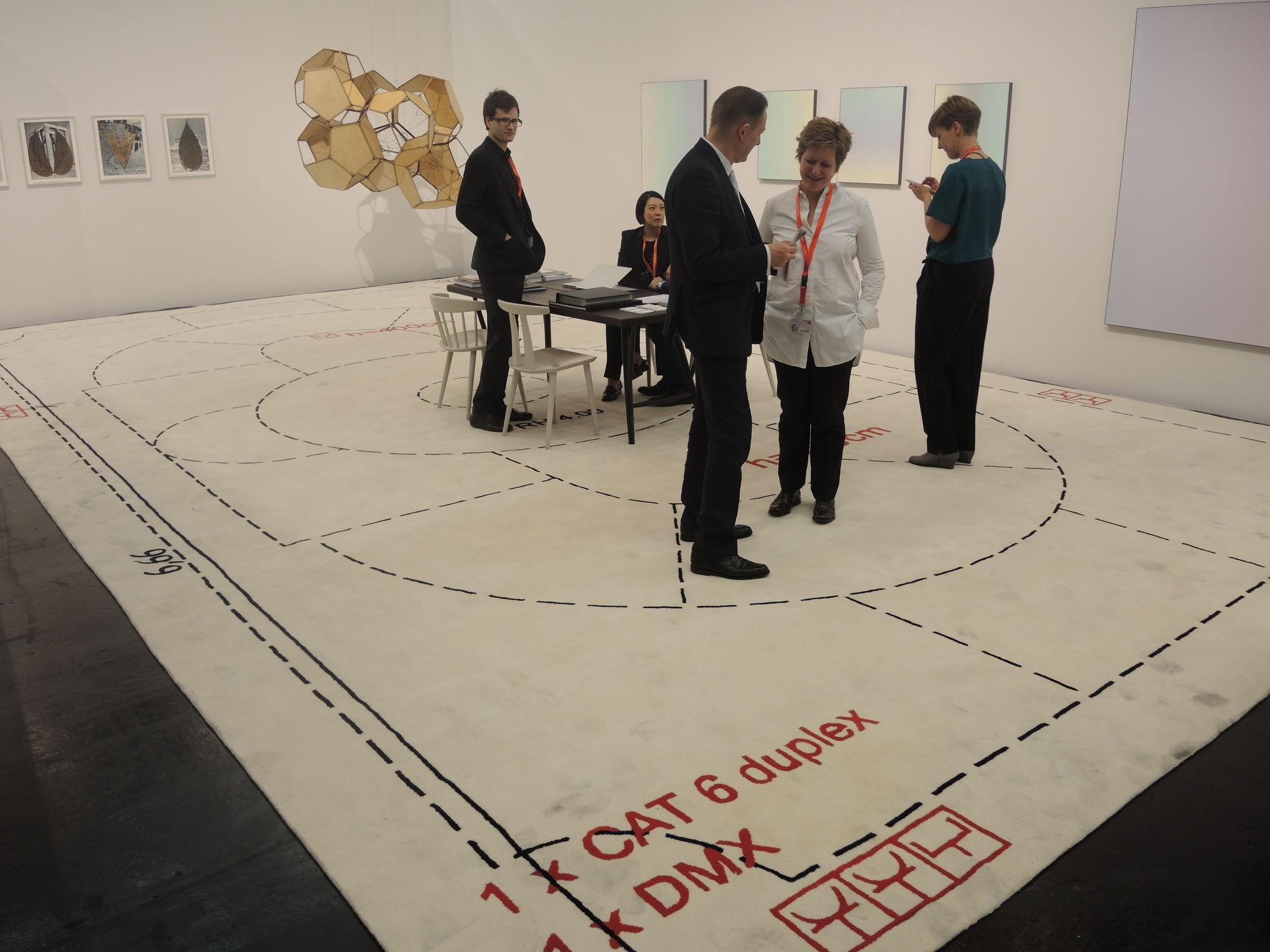 ART COLOGNE 2014 : Esther Schipper, Berlin
