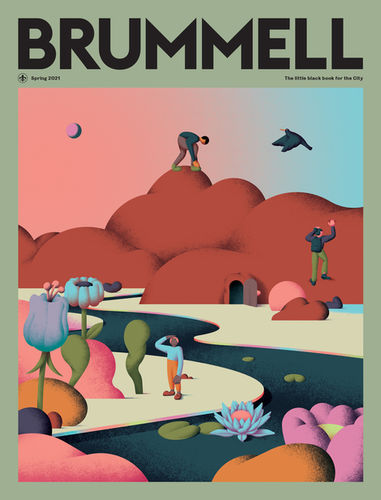 WILDFOX RUNNING: Martin Nicolausson for Brummell Magazine