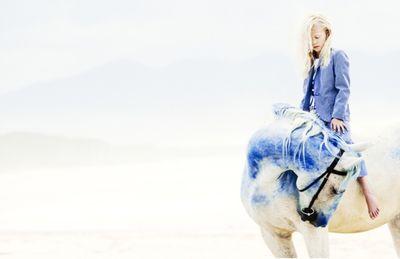 'Serenity' NATASSCHA GIRELLI for HOOLIGANS MAGAZINE