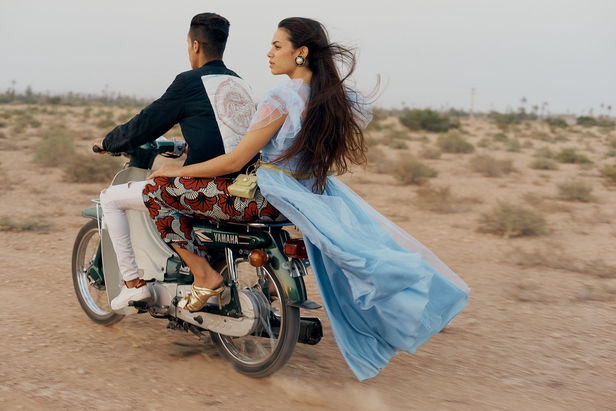 Ruben Riermeier, Marocco