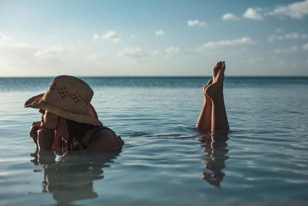 GEORG ROSKE C/O TOBIAS BOSCH FOTOMANAGEMENT FOTOGRAFIERT FÜR WINDWARD DEVELOPMENT AUF DER TRAUMHAFTEN KARIBIKINSEL TURCS & CAICOS