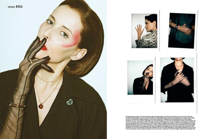 BIGOUDI: Thomas Lorenz für Vogue Portugal, Jewelry