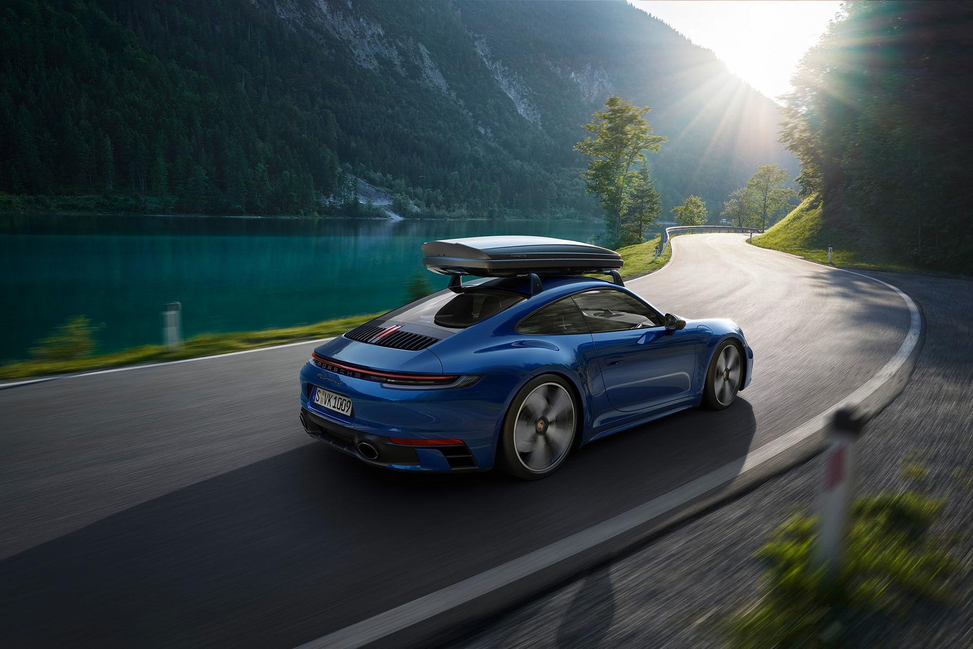 Porsche Sommer Equipment by Stephan Romer