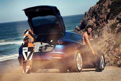 Porsche & GQ Editorial Shooting