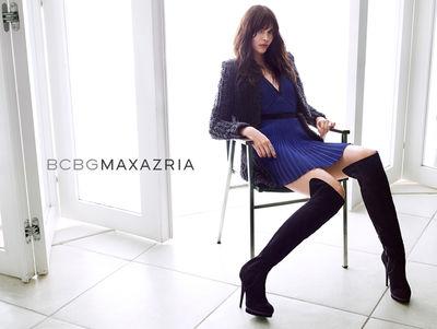 HUNTER & GATTI FOR BCBG Max Azria