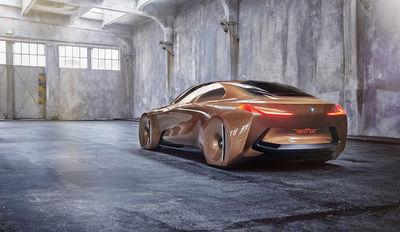 Punctum Images | Creative post production BMW Vision Next 100