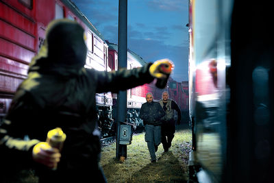 COSMOPOLA | Björn Ewers for Deutsche Bahn