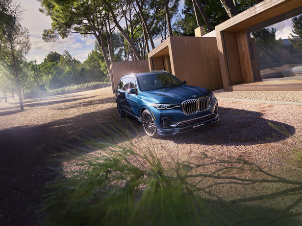 UPFRONT PHOTO & FILM GMBH: FREDERIC SCHLOSSER for BMW ALPINA