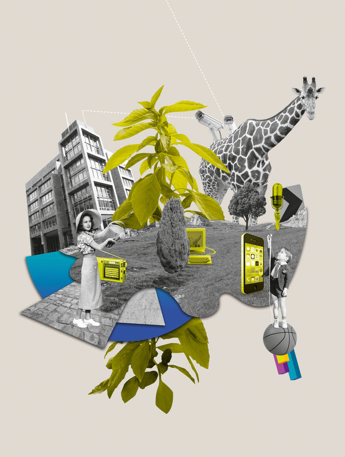 Digitisation Illustration 2017
