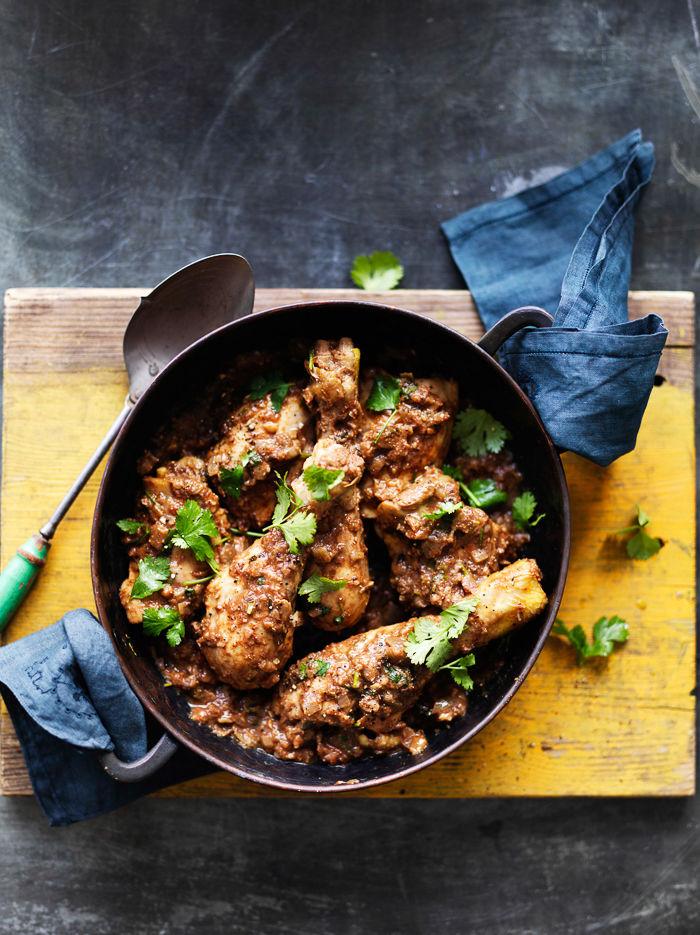 Black Maharashtan Chicken