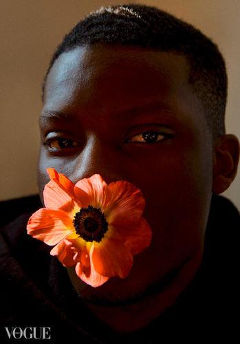 RAMONA REUTER : 'Evans' for PHOTO VOGUE ITALIA