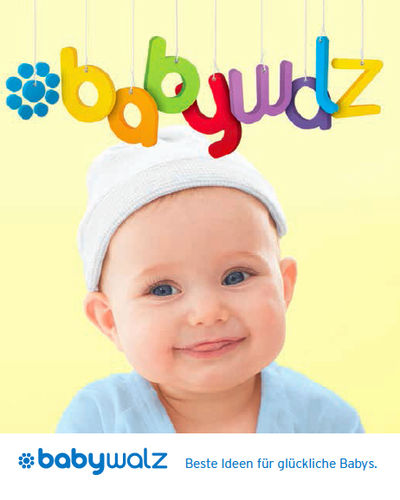 SABINE DUERICHEN for BABYWALZ CATALOGUE 2013