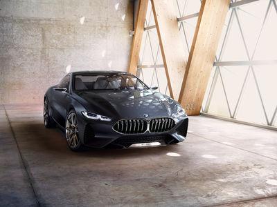 """SEVERIN WENDELER """"Agnieszka Doroszewicz"""" for BMW 8 Series"""