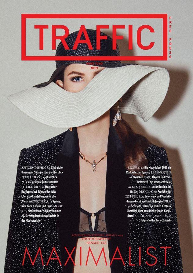 COSMOPOLA GMBH | ARNAUD ELE for Traffic Magazine
