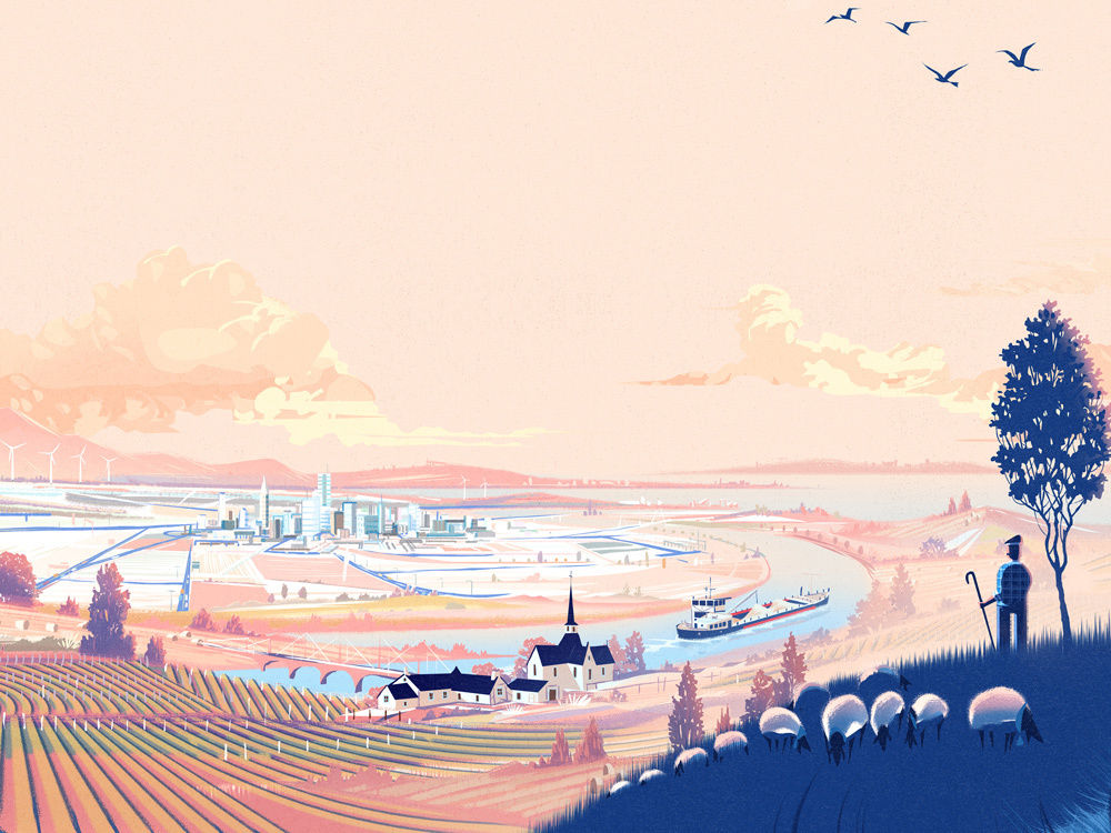 Economic Landscape by Francesco Bongiorni c/o SEPIA