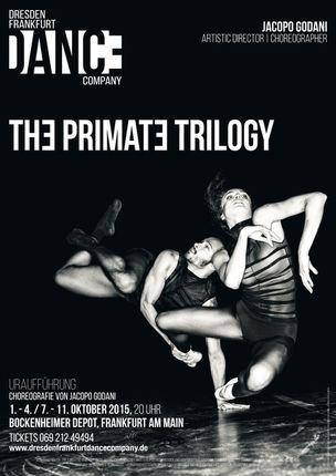 Dresden Frankfurt Dance Company Poster Campaign
