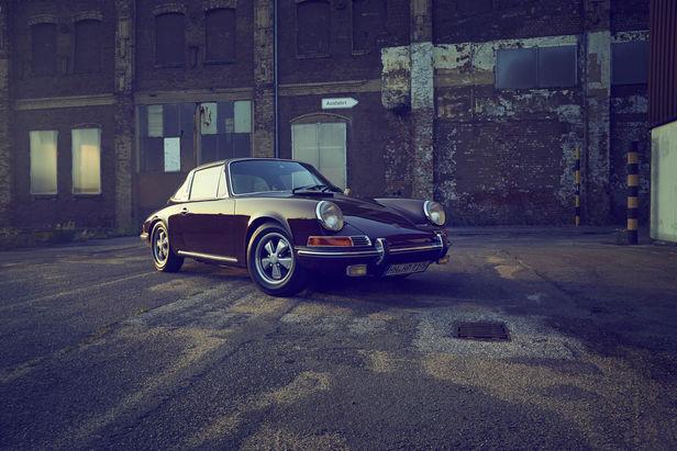 MICHAEL NEHRMANN c/o BOSCH  to BANRAP Personal Work Porsche 912