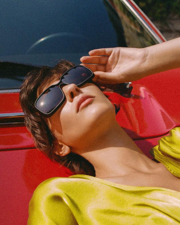 HANNE EVANS PRODUCTION SERVICES : Photoshoot NEUBAU Eyewear
