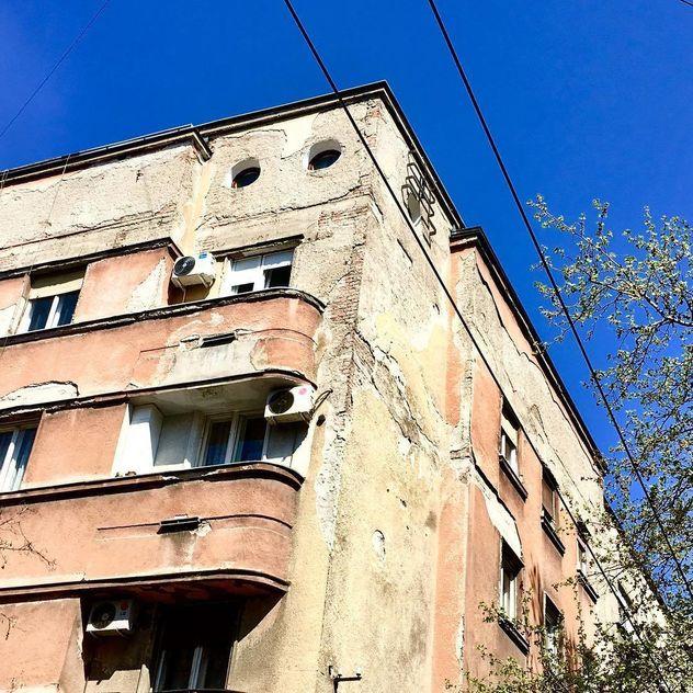 SUSANNE JUNKER - Art Deco architecture in Belgrade, stunning!