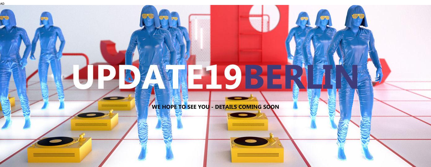 UPDATE 19 BERLIN