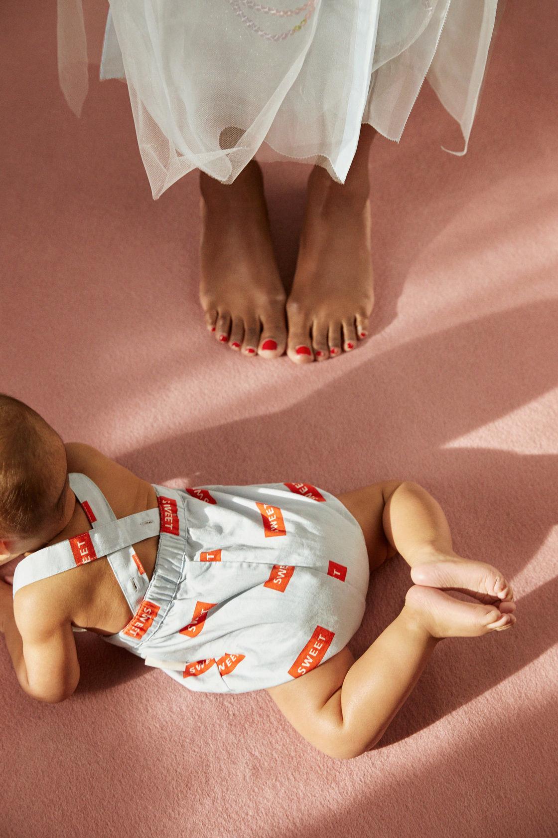 Anouk Nitsche c/o FREDA+WOOLF for Milk Magazine