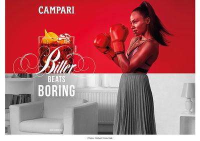 BIGOUDI - Séraphine de Lima for Campari Campaign
