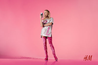 CHIMNEY GROUP : Zara LARSSON for H&M