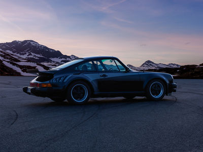CHRISTOF SCHMIDT - Porsche 930 Turbo