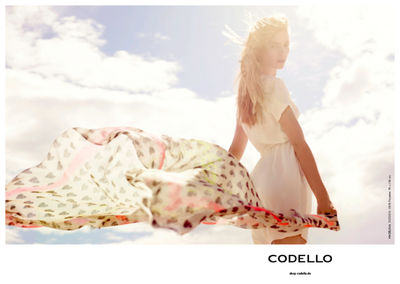 JANVIER BURGER & STASCH for CODELLO S/S 2013