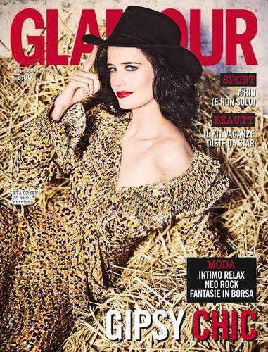 Glamour Italia August 2016