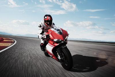 Ducati 1299 Superleggera - Carbon racer