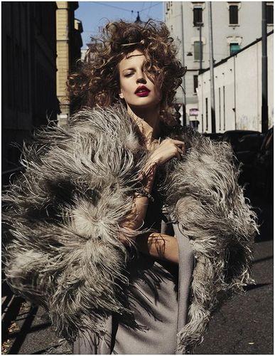 Olga YANUL for Vogue Ukraine