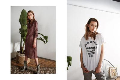 HILLE PHOTOGRAPHERS: Johannes Graf for SET Fashion Lookbook 2020