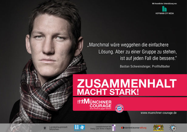 CHRISTIAN KAUFMANN for MUENCHNER COURAGE
