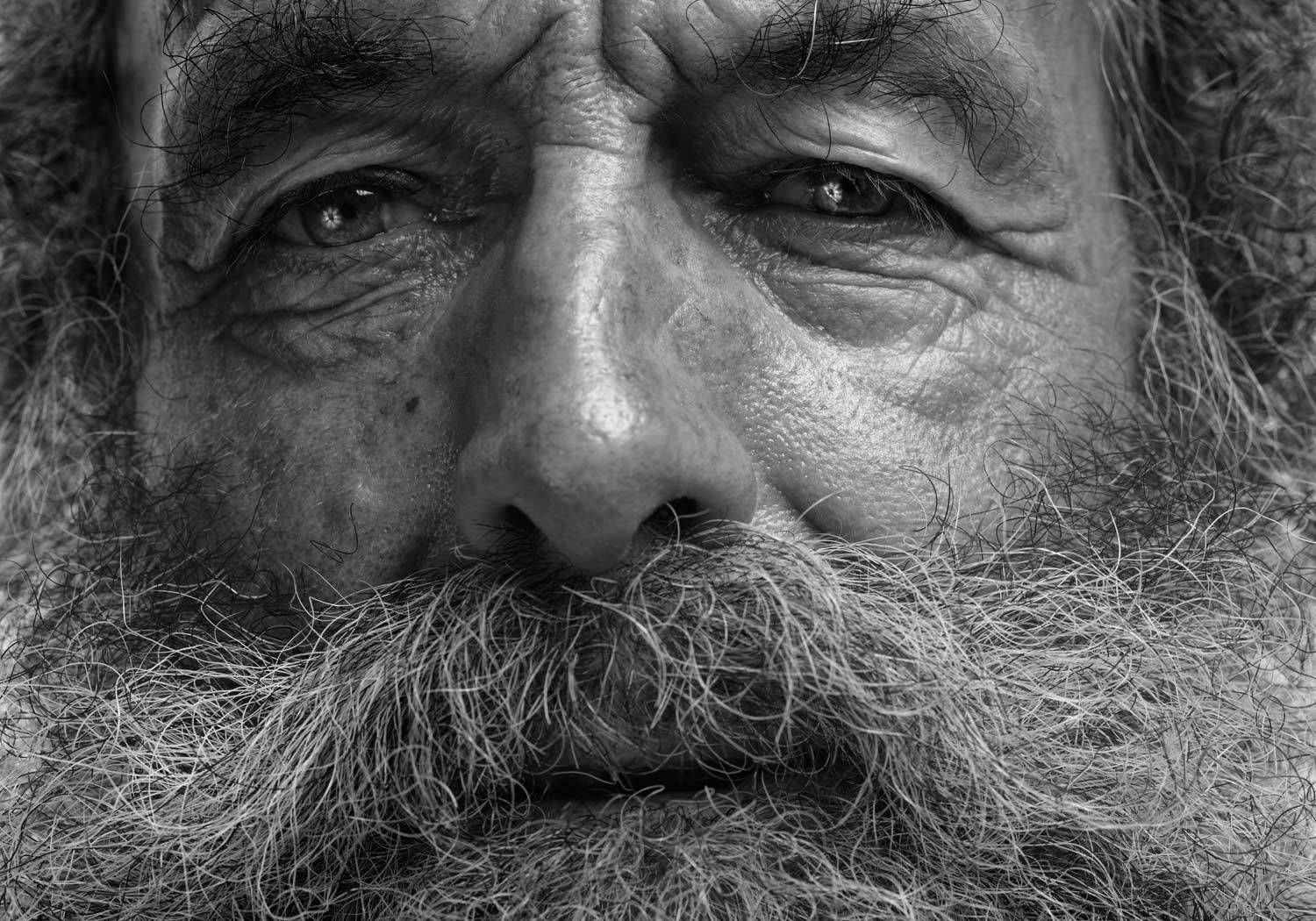 ALPINE BEARDS - PORTRAIT SERIES