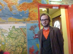 "GoSee ICELAND Special : Guðmundur Óskarsson (""Bankster"") at Laundry"