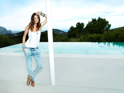 MARION WALTER for BLUE FIRE JEANS