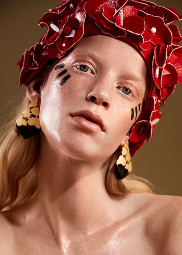 HILLE PHOTOGRAPHERS: Anja Boxhammer for Factice Magazin