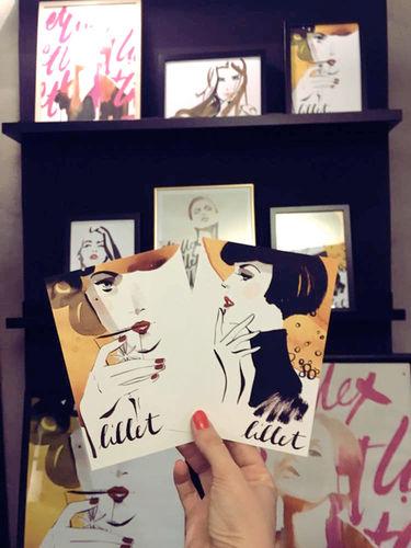 Ekaterina Koroleva «Chez Mademoiselle Lillet»