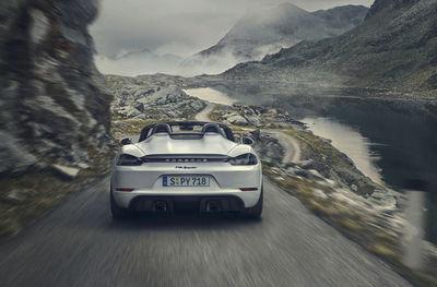 Porsche 718 Spyder by TORSTEN KLINKOW