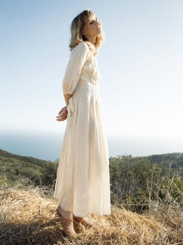 ALYSSA PIZER MANAGEMENT: Cheyenne Ellis Shoots Angela Lindvall For Kara Thoms Boutique
