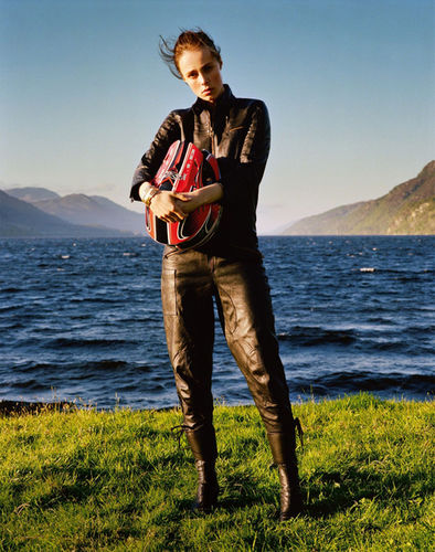 LS PRODUCTIONS FOR BRITISH VOGUE SEPTEMBER 2016