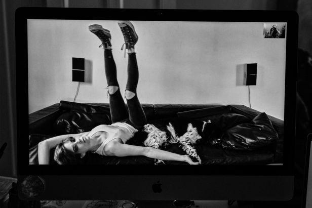"""ROCKENFELLER & GöBELS: """"SCREEN SHOOT©"""" by WOLFGANG ZAC"""