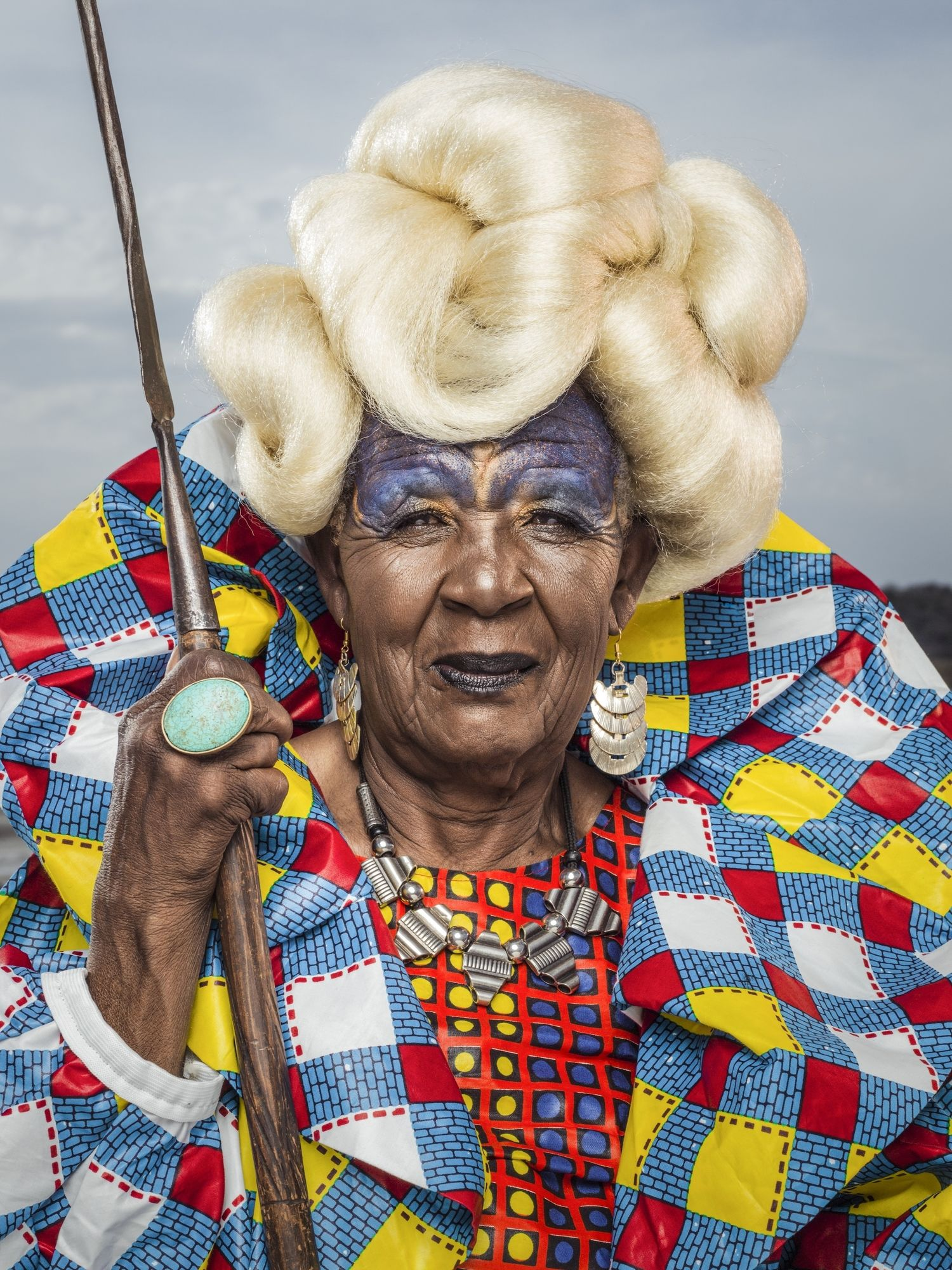 Now. Look. Here. The African Art of Appearance (25 January - 23 February 2020)
