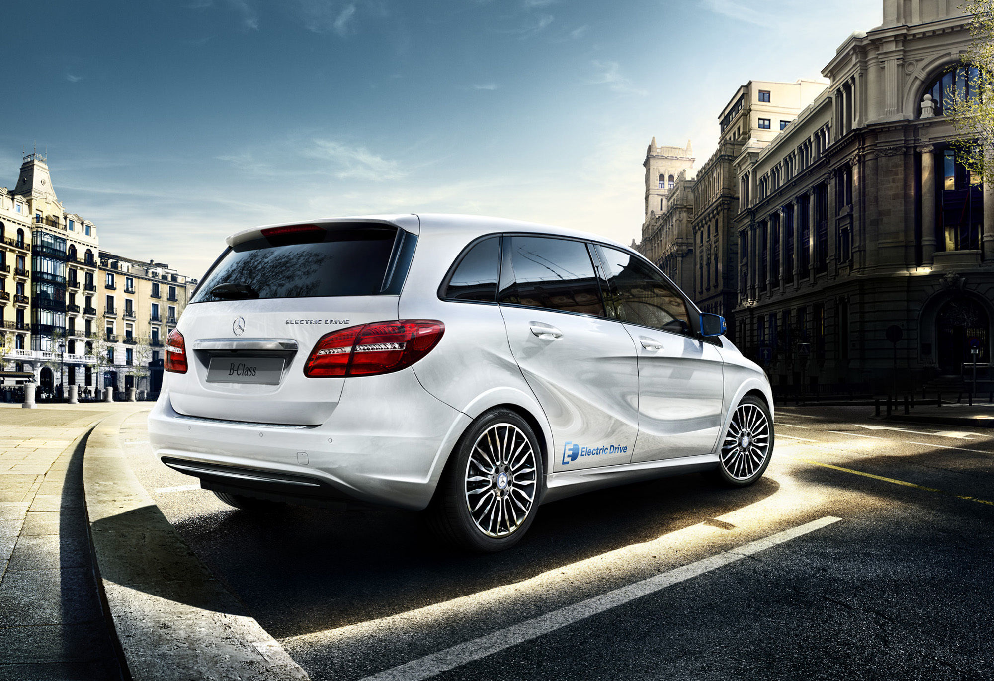 SONDA PRODUCTIONS for MERCEDES BENZ B CLASS