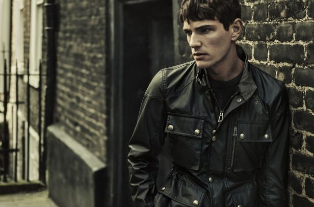 VIVA MODELS: Julien Sabaud for Belstaff pre-fall 2015