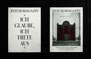 BRUECKNERFISCHER : Dieter MAYR for ZEIT MAGAZINE - Gold at Lead Award